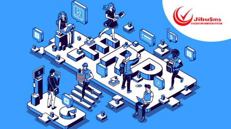 School ERP mobile app