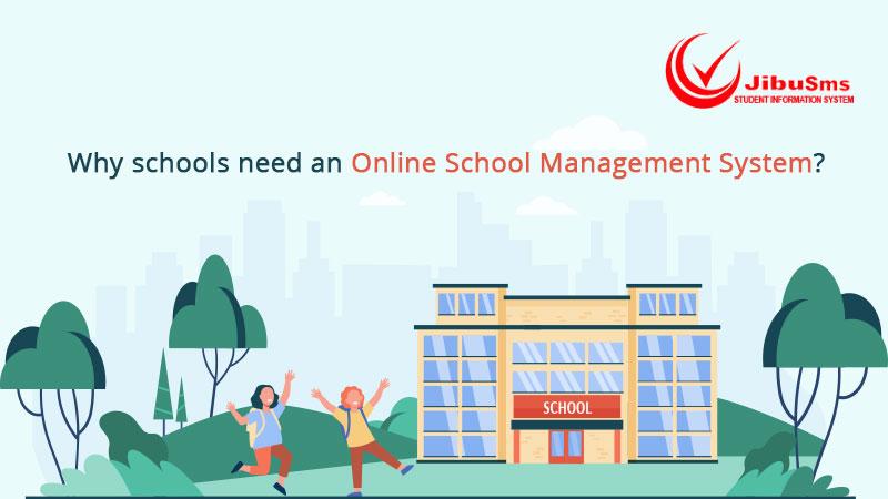 Why online school management software