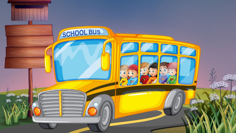 manage schools Transport management with software