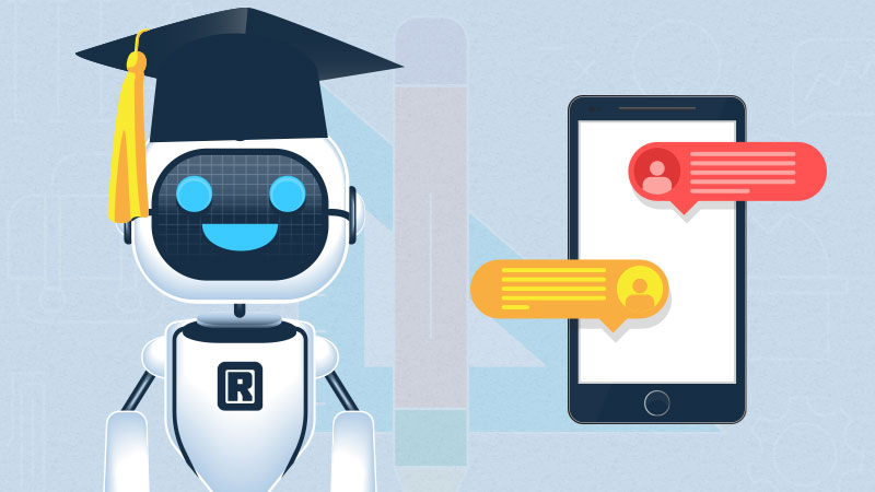 Using artificial intelligence in education Technology